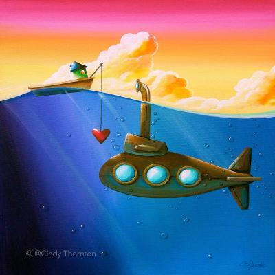 DiaNoche Designs Artist | Cindy Thornton - Finding Nemo