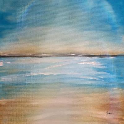 DiaNoche Designs Artist | Corina Bakke - Blue Sea
