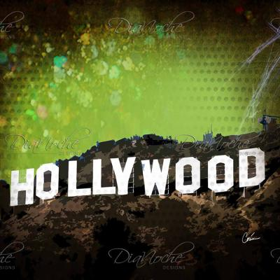 DiaNoche Designs Artist | Corina Bakke - Hollywood