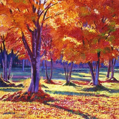 DiaNoche Designs Artist | David Lloyd Glover - Autumn Leaves