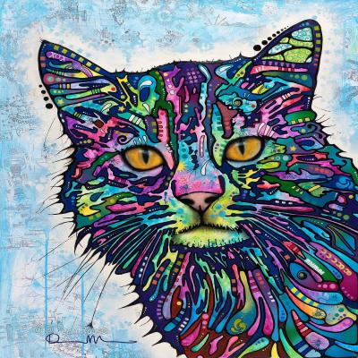 DiaNoche Designs Artist | Dean Russo - Diligence Cat