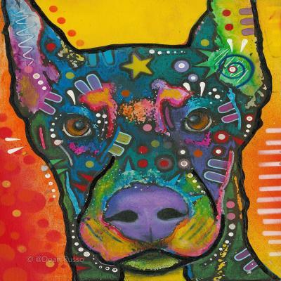 DiaNoche Designs Artist | Dean Russo - Doberman Dog 17