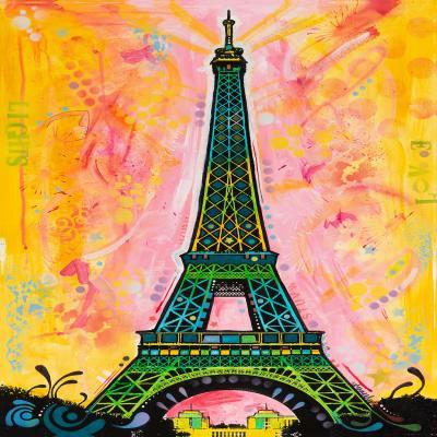 DiaNoche Designs Artist | Dean Russo - Eiffel Ali Tower