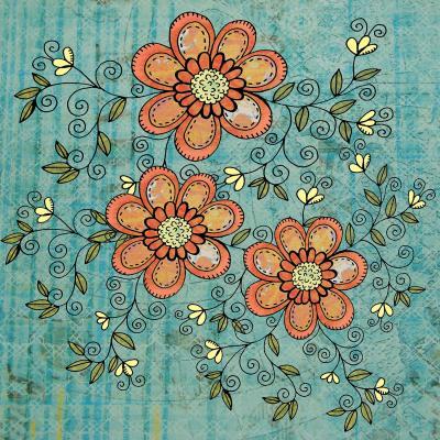 DiaNoche Designs Artist | Diana Evans - Florals Mixed