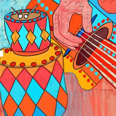 DiaNoche Designs Artist   Dora Ficher - Folk Song