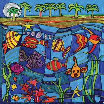 DiaNoche Designs Artist | Dora Ficher - Under the Sea