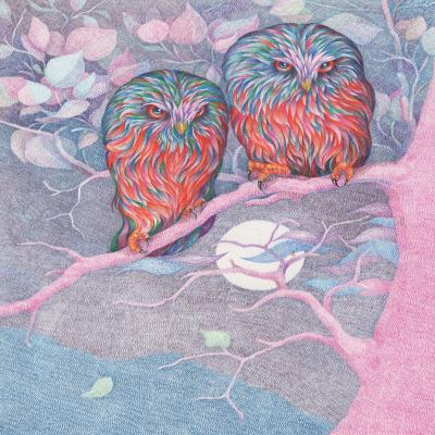 DiaNoche Designs Artist | Gerry Segismundo - Cranky Couple
