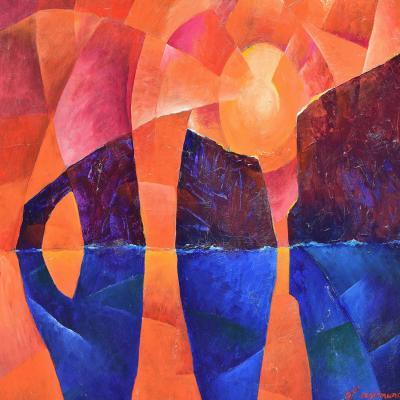 DiaNoche Designs Artist | Gerry Segismundo - Guardians of Ocean