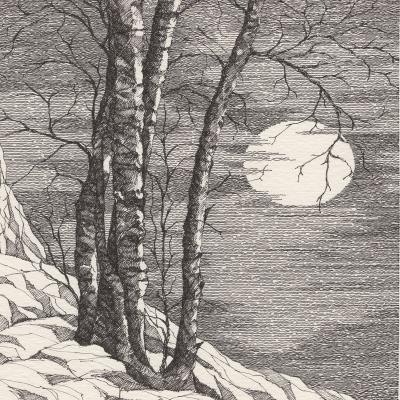 DiaNoche Designs Artist | Gerry Segismundo - Moonlight Sonata 1