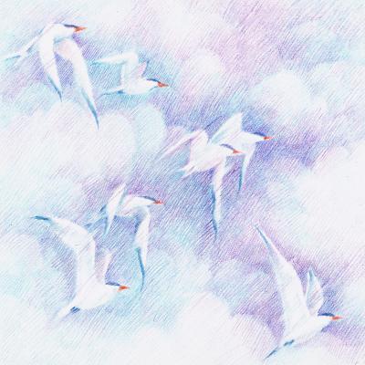 DiaNoche Designs Artist   Gerry Segismundo - Swift