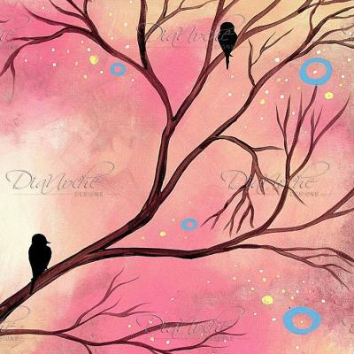 DiaNoche Designs Artist | Hillary Doggart-Greer - Coral Calm