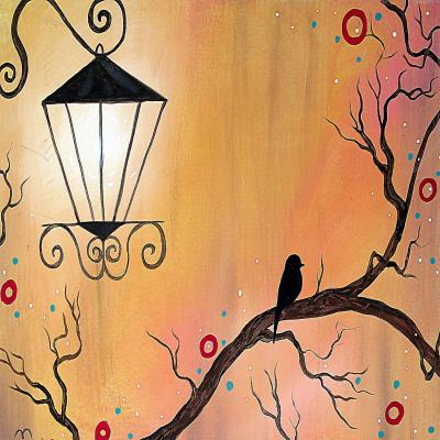 DiaNoche Designs Artist | Hillary Doggart-Greer - A Bit Of Calm In the Old City