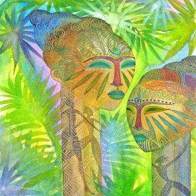 DiaNoche Designs Artist | Jennifer Baird - African Forest Queens