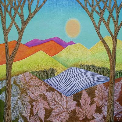DiaNoche Designs Artist | Jennifer Baird - Autumn Into Winter