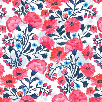 DiaNoche Designs Artist | Jill O Connor - Chinese Floral