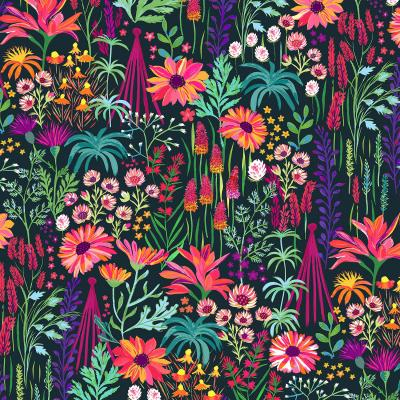 DiaNoche Designs Artist | Jill O Connor - English Cottage Garden