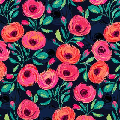 DiaNoche Designs Artist | Jill O Connor - Rose Garden