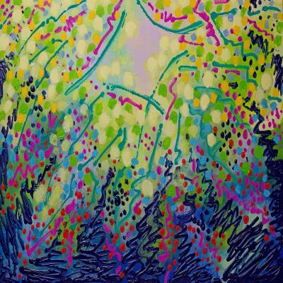 DiaNoche Designs Artist | John Nolan - Abstract 2