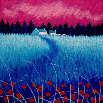 DiaNoche Designs Artist | John Nolan - Blue Meadow
