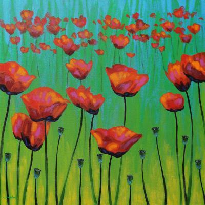 DiaNoche Designs Artist | John Nolan - Dancing Daffodils