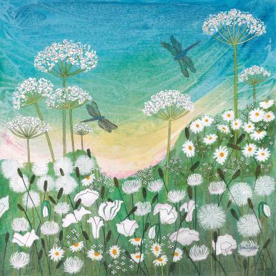 DiaNoche Designs Artist | Judith Figuiere - Dragon Flies