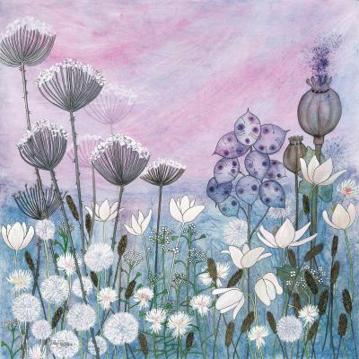 DiaNoche Designs Artist | Judith Figuiere - White Flowers at Dawn