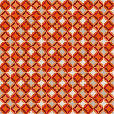 DiaNoche Designs Artist   Julia Grifol - Circles Red