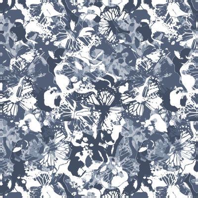 DiaNoche Designs Artist | Julia Grifol - Blue Butterflies II