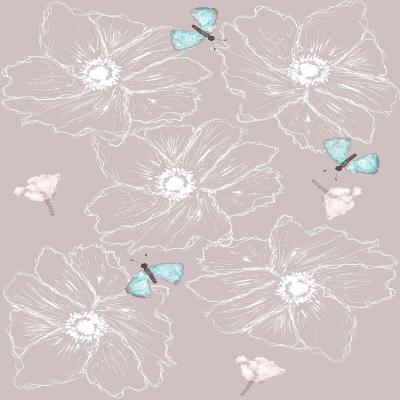 DiaNoche Designs Artist | Julie Ansbro - Anemone Butterfly