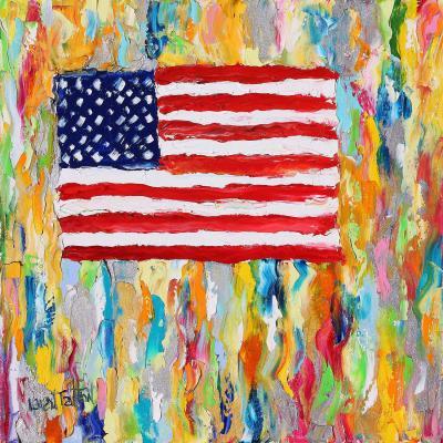 DiaNoche Designs Artist | Karen Tarlton - American Flag