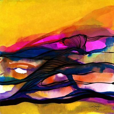 DiaNoche Designs Artist | Kathy Stanion - Abstraction XXVI
