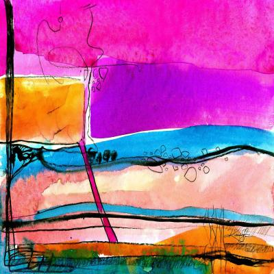 DiaNoche Designs Artist | Kathy Stanion - Abstraction XXVII
