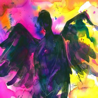 DiaNoche Designs Artist | Kathy Stanion - Angel 21