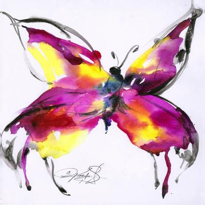DiaNoche Designs Artist | Kathy Stanion - Butterfly Bliss 56