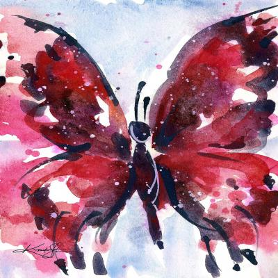 DiaNoche Designs Artist | Kathy Stanion - Butterfly Delight IX