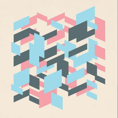 DiaNoche Designs Artist | Kim Hubball - Geo Overlap