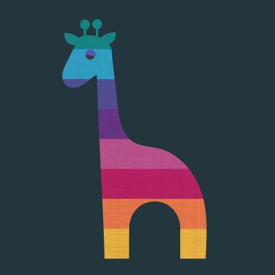 DiaNoche Designs Artist | Kim Hubball - Giraffe Nursery