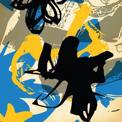 DiaNoche Designs Artist | Kim Hubball - Graffiti Flowers 3