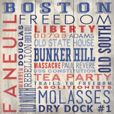 DiaNoche Designs Artist | Lantern Press - Boston Quotes