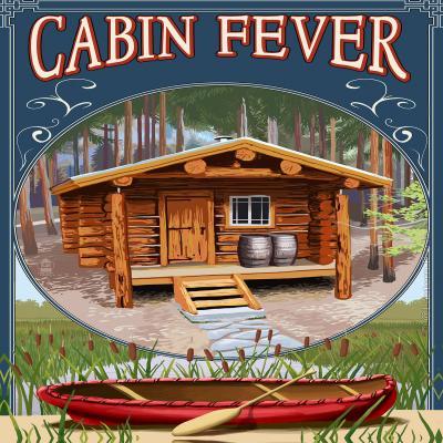 DiaNoche Designs Artist | Lantern Press - Cabin Fever