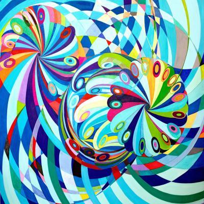 DiaNoche Designs Artist   Lorien Suarez - Elan Flow 8