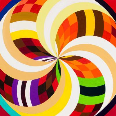 DiaNoche Designs Artist   Lorien Suarez - Geo Botanicals 24