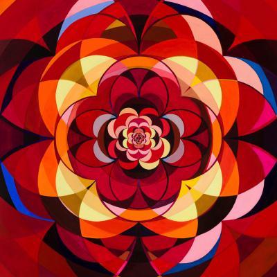 DiaNoche Designs Artist   Lorien Suarez - Geo Botanicals 25