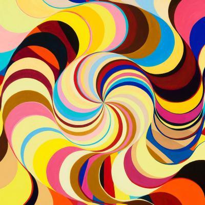 DiaNoche Designs Artist   Lorien Suarez - Geo Botanicals 26