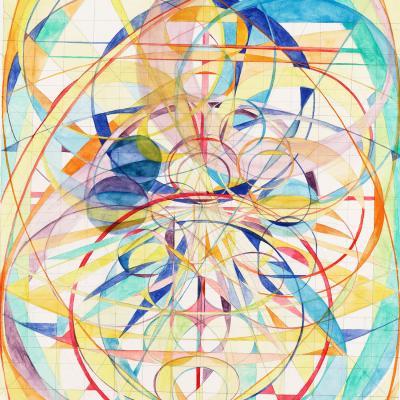 DiaNoche Designs Artist   Lorien Suarez - Geo Botanicals 42