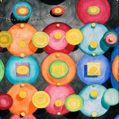 DiaNoche Designs Artist | Lorien Suarez - Spheres 13