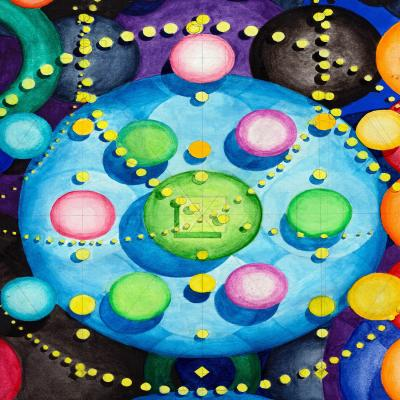 DiaNoche Designs Artist | Lorien Suarez - Spheres 14