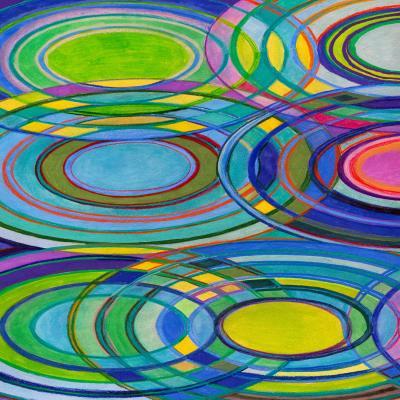 DiaNoche Designs Artist | Lorien Suarez - Water Series 1