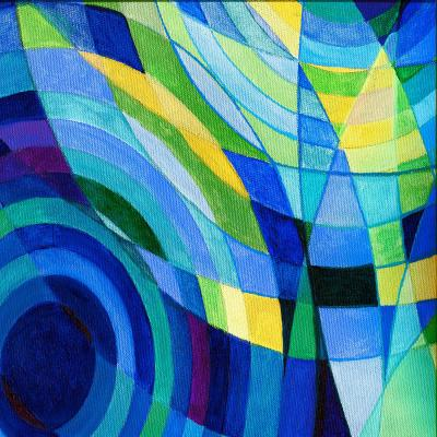 DiaNoche Designs Artist | Lorien Suarez - Water Series 10