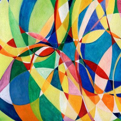 DiaNoche Designs Artist | Lorien Suarez - Water Series 11